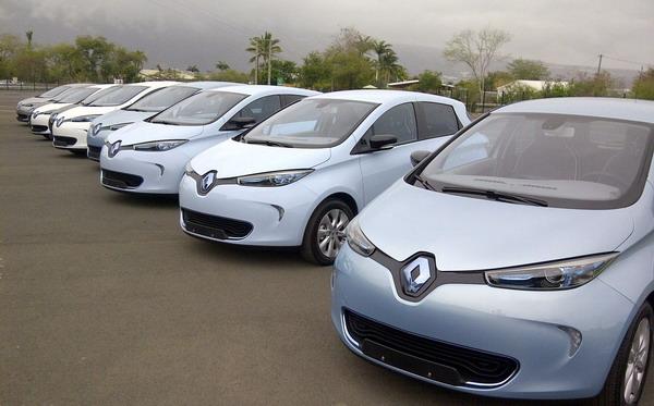 20.000 ô tô điện của hãng Renault sẽ về Việt Nam 1