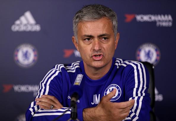 Mourinho đã nói gì trước khi bị Chelsea sa thải? 1