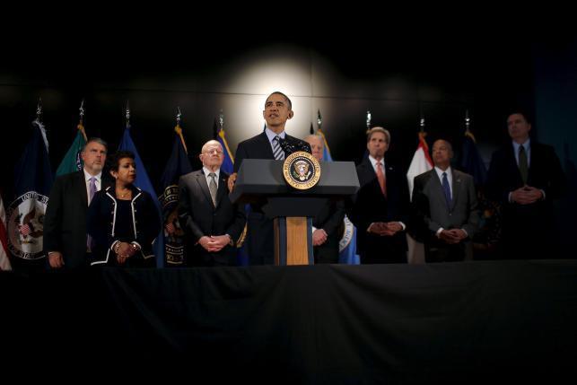 TT Obama: Khủng bố nhắm vào nước Mỹ sẽ 'không có chốn dung thân' 1