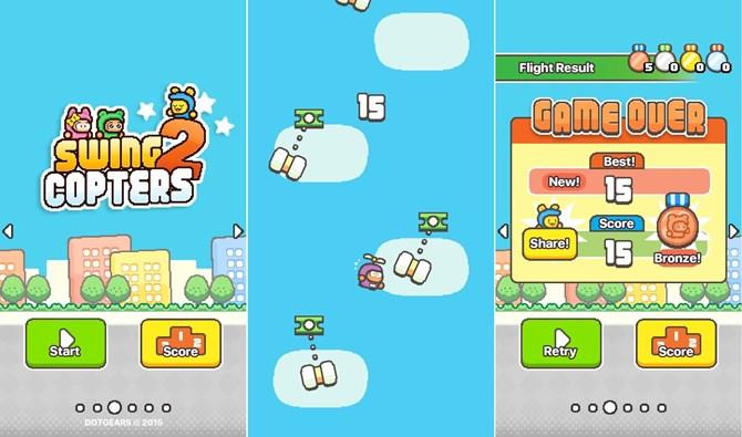 Cha đẻ Flappy Bird ra mắt game mới siêu khó 1