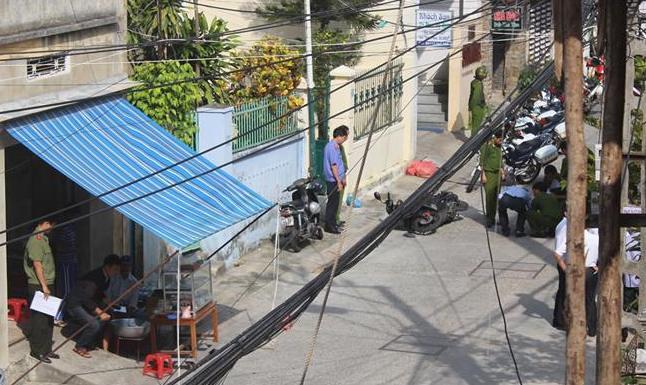 Vụ bắn chết người Trung Quốc tại Đà Nẵng: Xác định nghi can 1