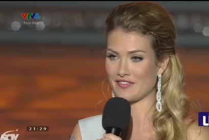 Hoa hậu Tây Ban Nha đăng quang Hoa hậu thế giới 2015 6