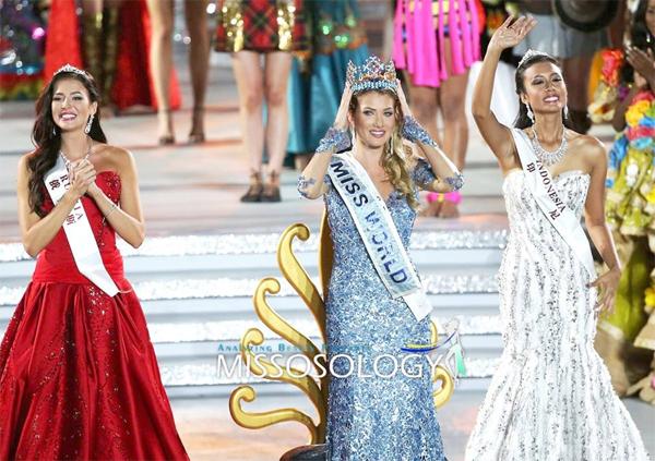 Ngắm nhan sắc người đẹp Tây Ban Nha đăng quang Hoa hậu Thế giới 2015 3