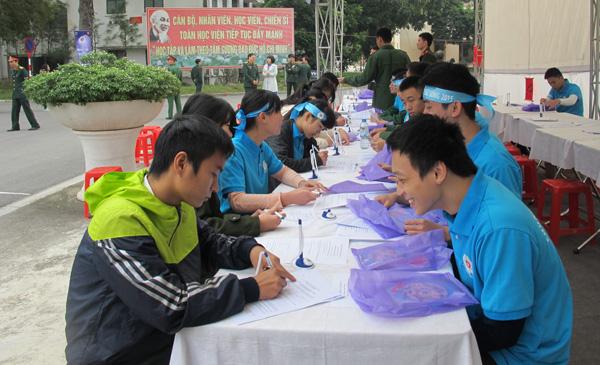 Kỷ lục Việt Nam: Hàng nghìn người đăng ký hiến tạng 1