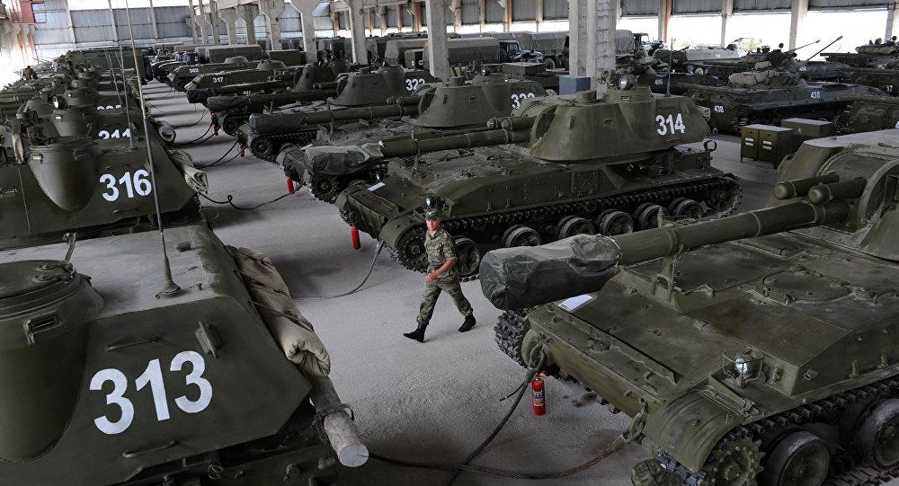 Nga đang triển khai sức mạnh quân sự nào bên ngoài lãnh thổ (Phần 1) 1