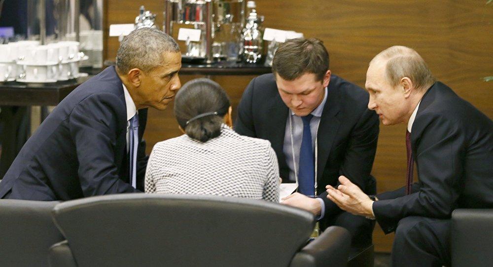 Sự quyết đoán của Nga buộc Mỹ phải thay đổi chiến lược Syria 1