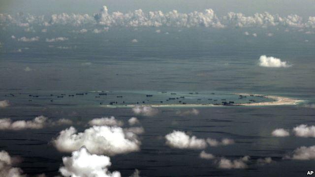 Trung Quốc nói Mỹ khiêu khích quân sự nghiêm trọng trên Biển Đông 1