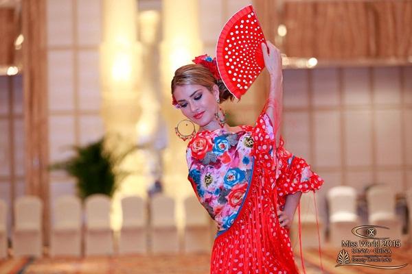 Ngắm nhan sắc người đẹp Tây Ban Nha đăng quang Hoa hậu Thế giới 2015 13