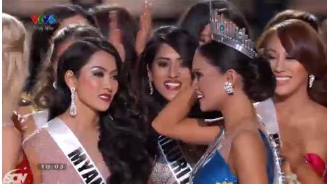 Scandal Hoa hậu Hoàn vũ 2015: Nỗi ám ảnh suốt đời của Hoa hậu Colombia 1