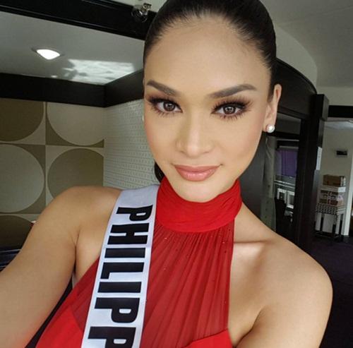 Ngắm vẻ đẹp 'sắc nước, hương trời' của tân Hoa hậu Hoàn vũ 19