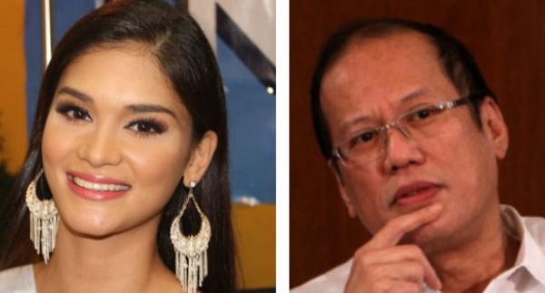 Rộ tin tân Hoa hậu Hoàn vũ hẹn hò với tổng thống Philippines 2