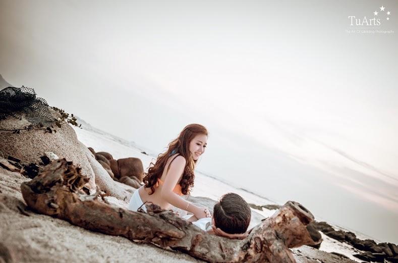 Hình ảnh Trọn bộ ảnh cưới nàng tiên cá gây xôn xao số 17