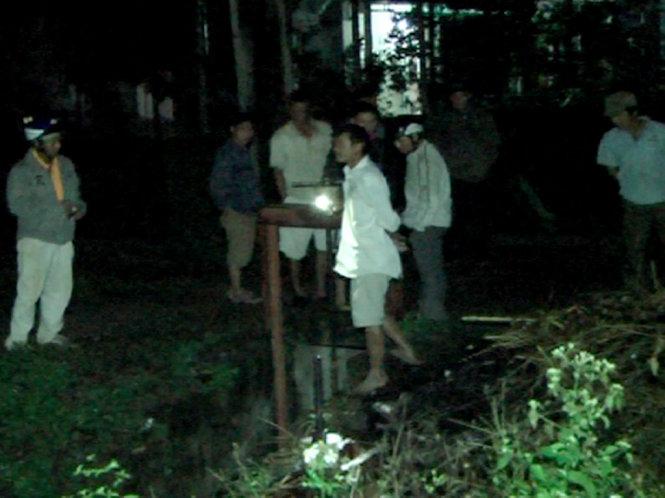 Đắk Lắk: Hai học sinh tiểu học chết đuối trên đường đi học về 1