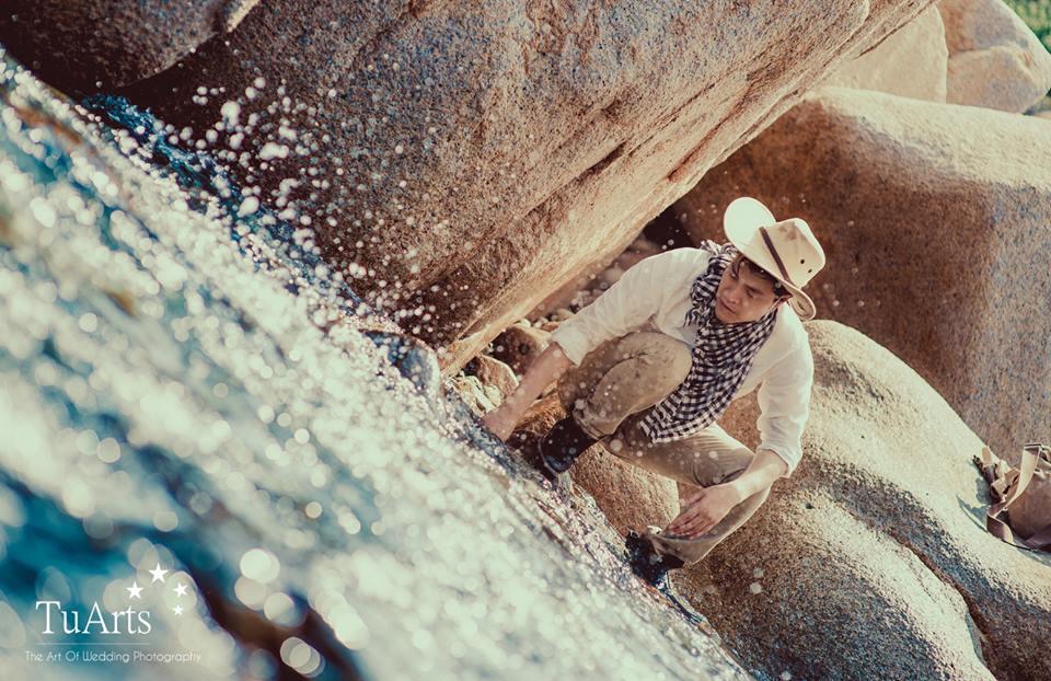 Hình ảnh Trọn bộ ảnh cưới nàng tiên cá gây xôn xao số 3