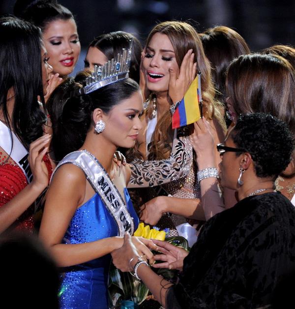 Giám khảo HHHV: Đại diện Colombia quá thô lỗ để đăng hoa hậu 3