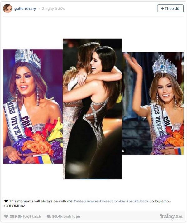 Colombia đâm đơn kiện, quyết giành vương miện lại cho Hoa hậu Colombia 3