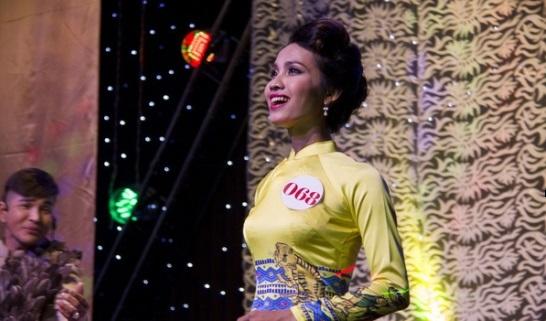 Nhan sắc hoa hậu chuyển giới đầu tiên ở Việt Nam 4