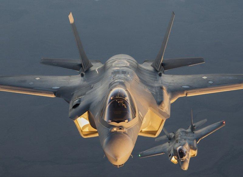 15 hình ảnh đẹp nhất của F-35 trong năm 2015 4
