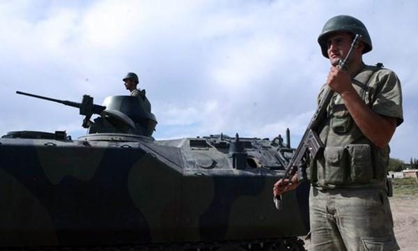 Đoạn nghe lén tố cáo sĩ quan Thổ Nhĩ Kỳ tuyển quân cho IS 1