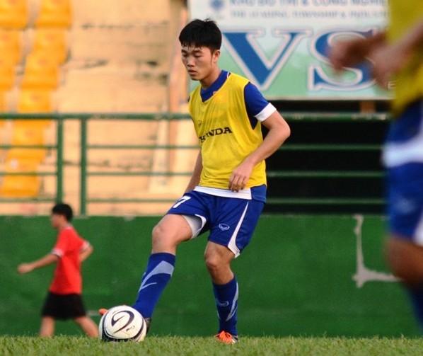U23 Việt Nam đón nhận tin vui trước trận đấu với B.Bình Dương  1