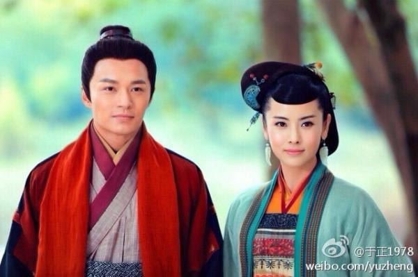Cặp đôi nào võ công giỏi nhất trong truyện Kim Dung? 1