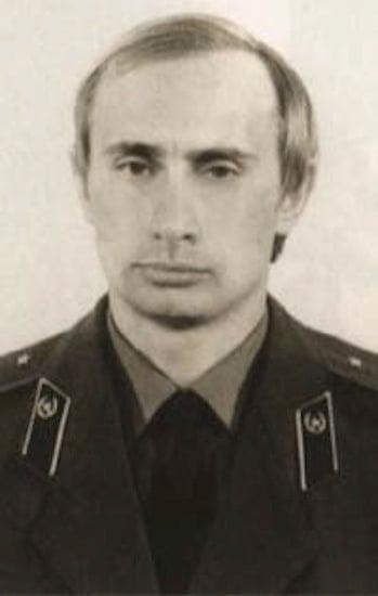 Ảnh hiếm thời thơ ấu của Tổng thống Nga Putin 7