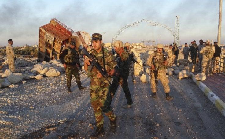 Chiến dịch Ramadi: Quân đội Iraq bắt sống một thủ lĩnh IS 1