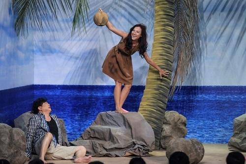 Ơn giời, cậu đây rồi tập 9: Hương Giang Idol giành chiến thắng 1