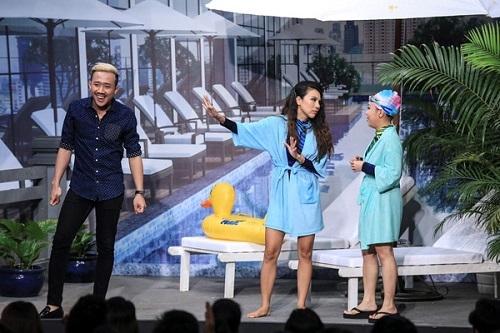 Ơn giời, cậu đây rồi tập 9: Hương Giang Idol giành chiến thắng 4