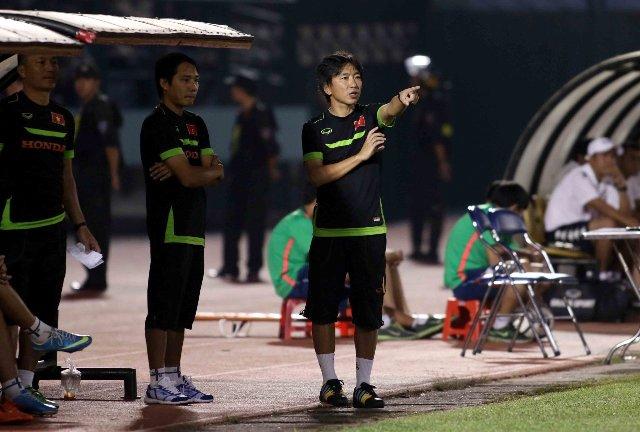 HLV Miura đặt mục tiêu đưa U23 Việt Nam vào tứ kết tại giải châu Á 1