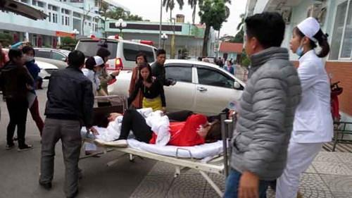 Hải Phòng: Bệnh viện náo loạn vì 400 công nhân nhập viện do ngộ độc  3