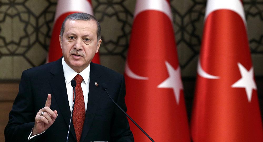 Hình ảnh Tổng thống Thổ Nhĩ Kỳ vẫn muốn níu kéo quan hệ với Nga số 1