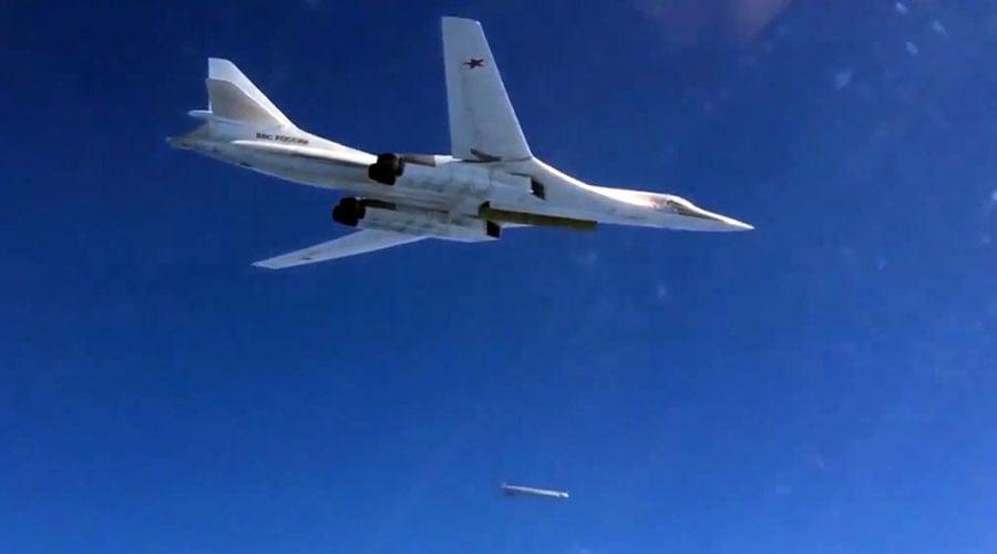 Hình ảnh Nga diệt 556 mục tiêu IS giúp phe đối lập Syria thắng dồn dập số 1