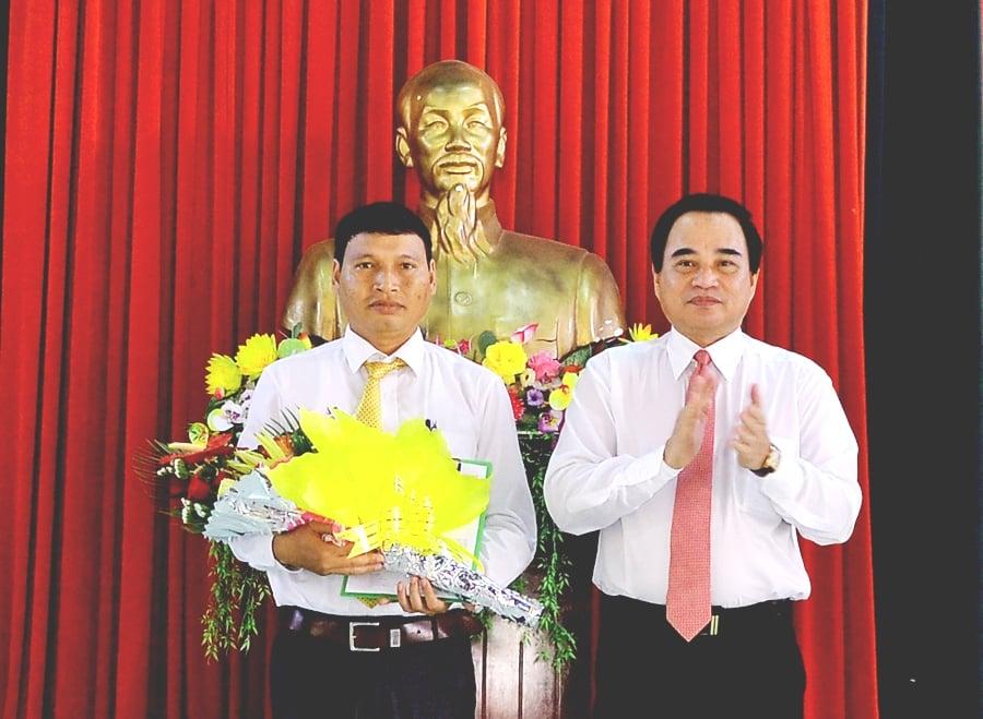 Hình ảnh Đà Nẵng có Phó Chủ tịch mới số 1