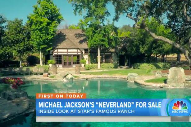 Cận cảnh bên trong trang trại hơn 2000 tỷ của Michael Jackson 1