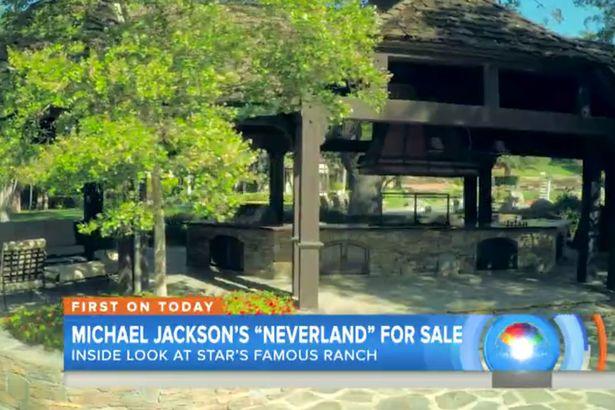 Cận cảnh bên trong trang trại hơn 2000 tỷ của Michael Jackson 5