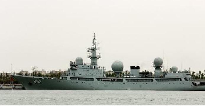 Trung Quốc ngang nhiên điều thêm 3 tàu chiến ra Biển Đông 1