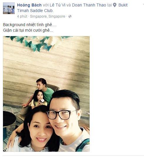 Facebook sao Việt: Vợ chồng Tăng Thanh Hà hạnh phúc bên nhau đón năm mới 5