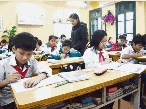 2.000 học sinh bị phụ huynh