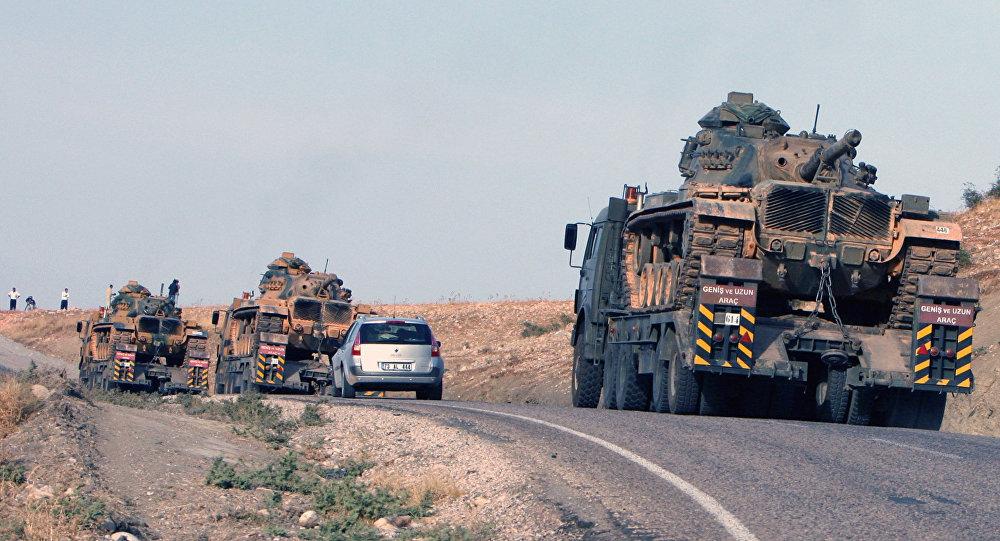 Hình ảnh Iraq dọa động binh nếu Thổ Nhĩ Kỳ không rút quân số 1