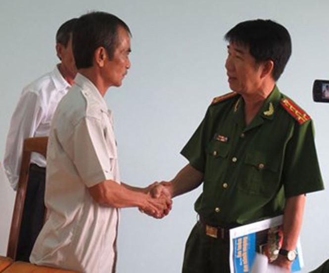 Không thể tạm ứng 1 tỉ đồng tiền bồi thường oan sai cho ông Huỳnh Văn Nén 1