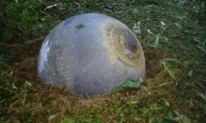 Hình ảnh Thái Lan xuất hiện vệt sáng lạ cùng ngày vật thể lạ rơi xuống Việt Nam số 2