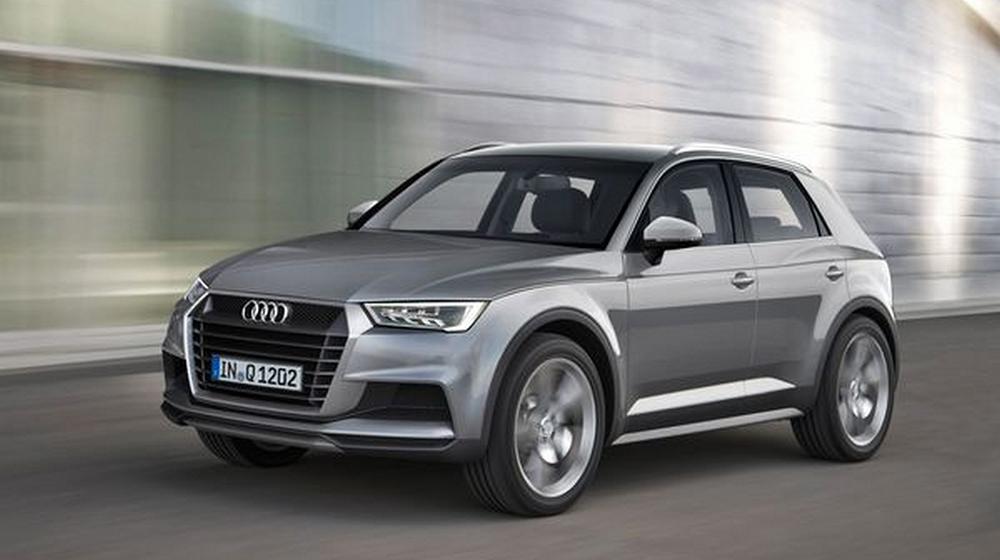 Audi Q2 chốt ngày ra mắt 1