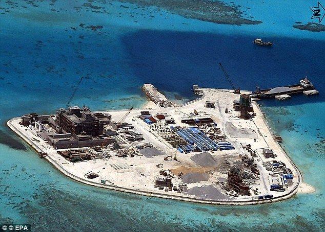 Ấn Độ lắp trạm vệ tinh theo dõi Biển Đông tại Việt Nam 1