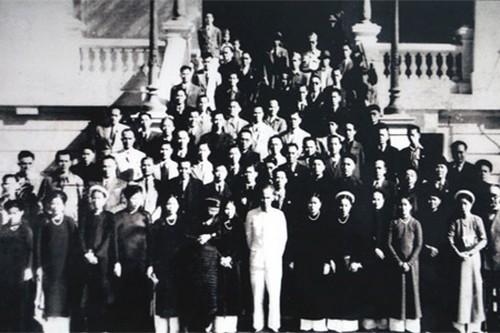 Những hình ảnh lịch sử về ngày Tổng tuyển cử đầu tiên 6/1/1946 5