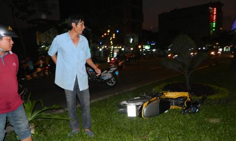 Tai nạn giao thông, nam thanh niên tử vong tại chỗ 1