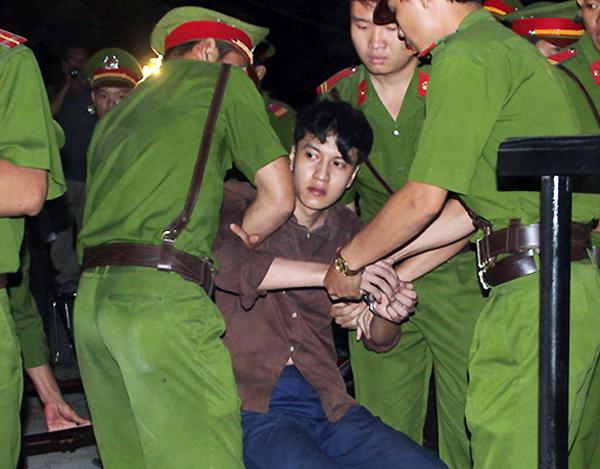 Thảm án Bình Phước: Nguyễn Hải Dương không kháng cáo, chấp nhận án tử 1
