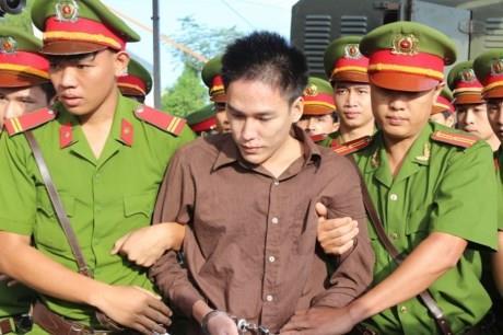 Thảm án 6 người Bình Phước: Trần Đình Thoại gửi đơn kháng cáo 1