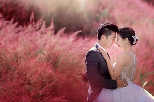Vân Trang khoe ảnh cưới lãng mạn trên biển 9
