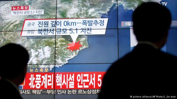 Triều Tiên thử bom nhiệt hạch: Mỹ, Trung có khoanh tay đứng nhìn? 1